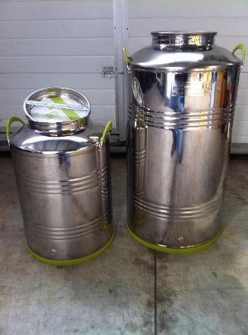"VA2 Lagerbehälter ""Kleintankserie"", neu"