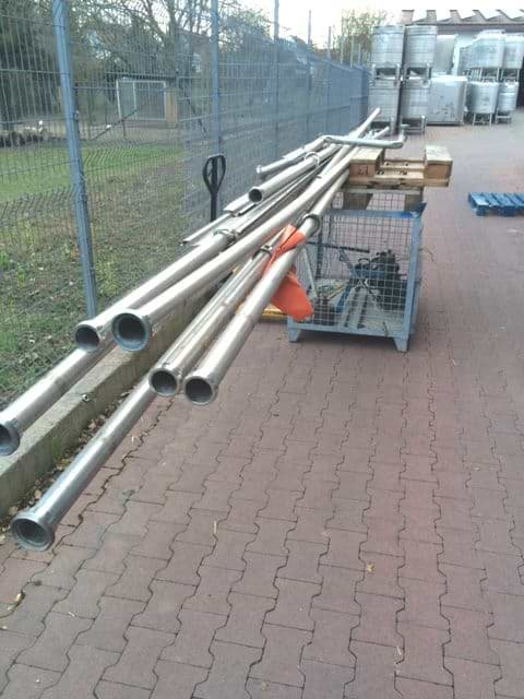 VA Rohrleitungen NW 50