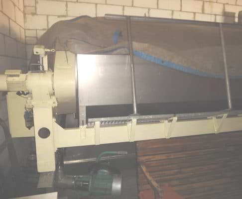 3.000 ltr. Tankpresse Willmes, Typ: UP 3000, Bj. ca. 1990